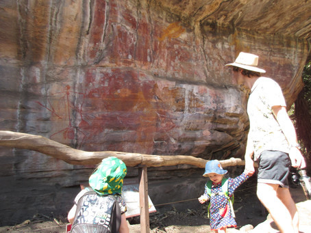 Dry season weekend getaway: Kakadu 2020