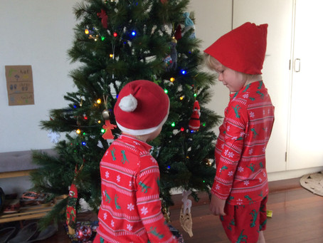 Creating your own Christmas traditions
