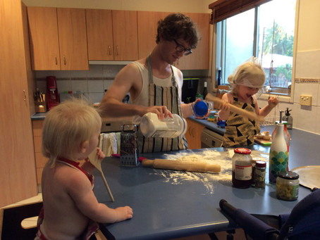 Cooking with young kids Part 2: Choose your tools