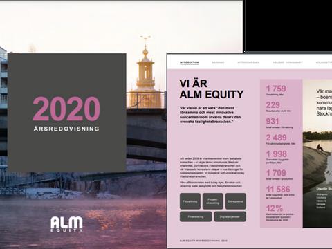ALM Equity: Digital form speglar pågående resa