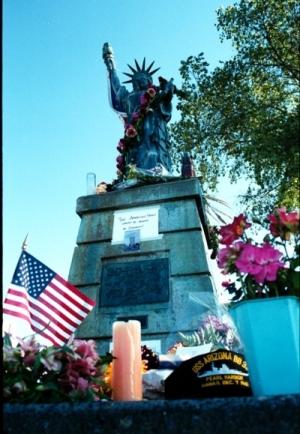 Lady Liberty, Seattle