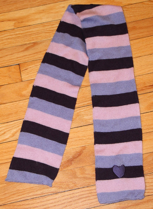 Sweetly Striped Scarf
