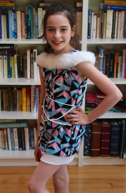 Abbey Bominable Dress