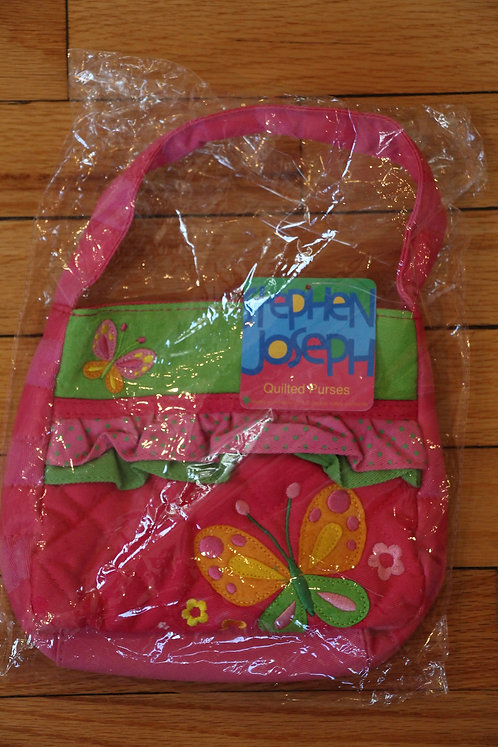 Beautiful Butterfly Kid's Purse