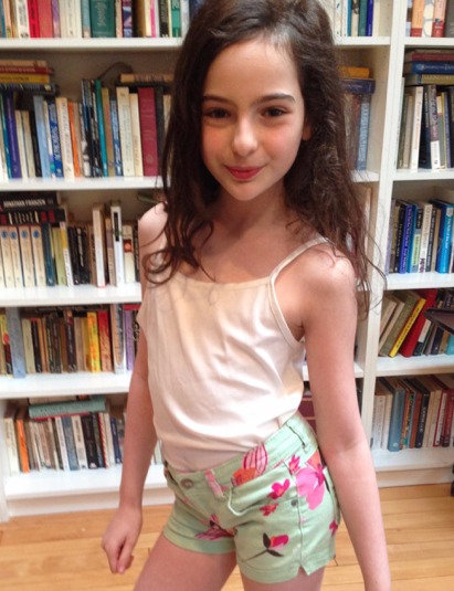 California Girl Shorts