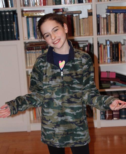 Camouflage Fleece
