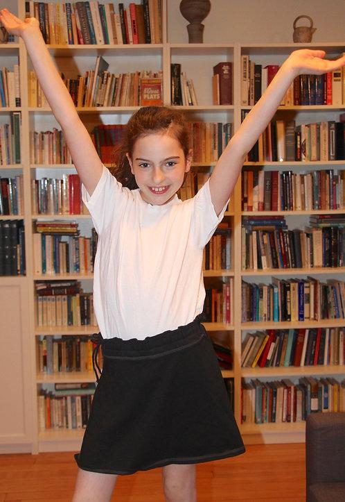Uniform Black Skirt