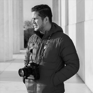Photographer in Washington DC
