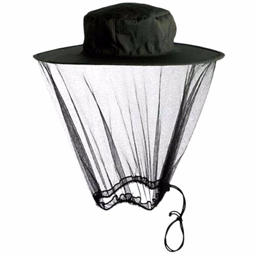 Anti-Mosquito Head Net Cover Prevent Bug Insect Bee Mosquito Mesh Net Head
