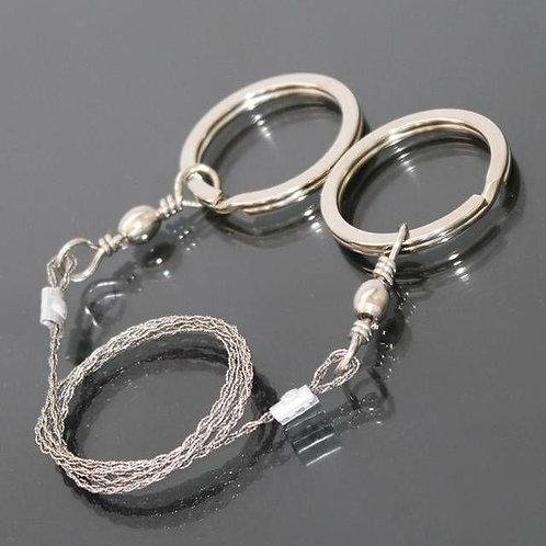 Nød sag - stål wire