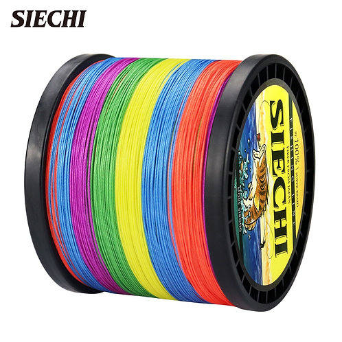 1000M 500M 300M PE Braided Fishing Line Saltwater Weave Superior Extreme Strong