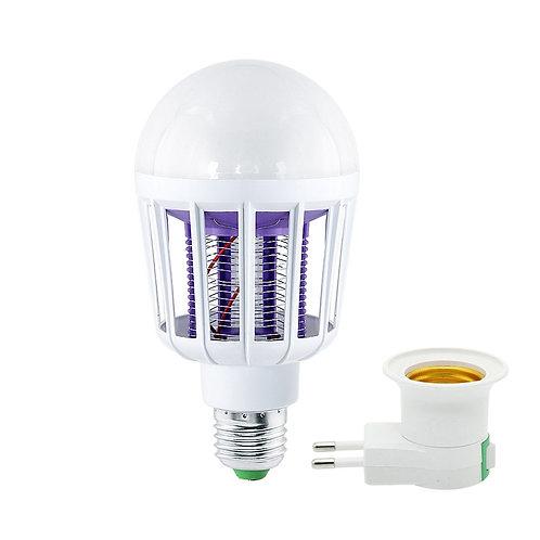 AC 220V 110V Electronic Mosquito Killer Lamp E27 9W D Light Bulbs Home Lighting