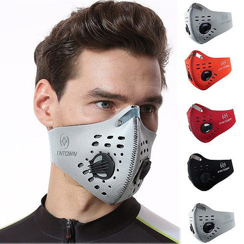 Ansiktsmaske sport