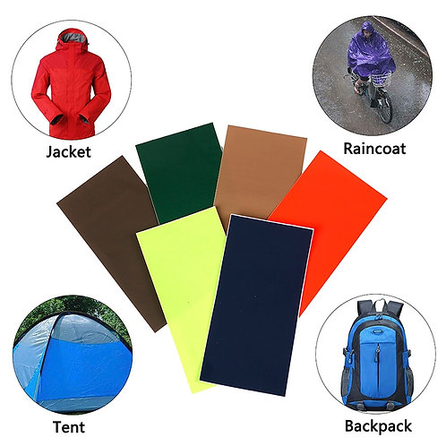 Self Adhesive Patch Tent Accessories Outdoor Camping  Repair Tape Waterproof