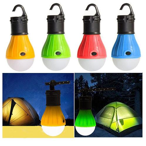 Camping lys