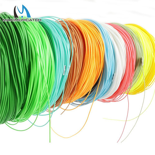 Maximumcatch 2/3/4/5/6/7/8/Wt Fly Fishing Line  100FT Weight Forward Floating