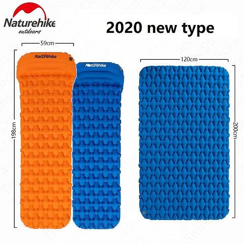 Naturehike Ultralight Outdoor Camping Mat 1-2 Man Sleeping Pad Portable
