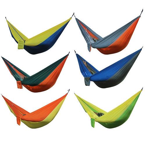 Leisure Hammock Double Parachute Cloth Hammock 275*140CM