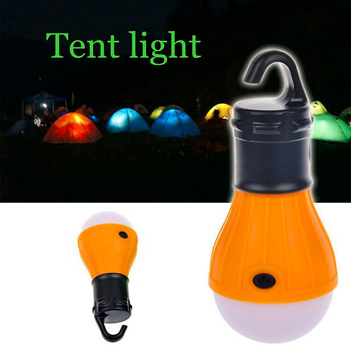 Emergency Camping Tent Lamp Soft White Light LED Bulb Lamp Portable