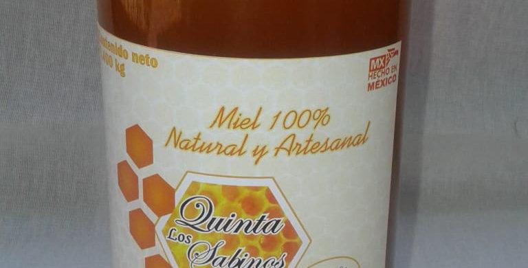 1.400 Kg de Miel Artesanal Quinta los Sabinos