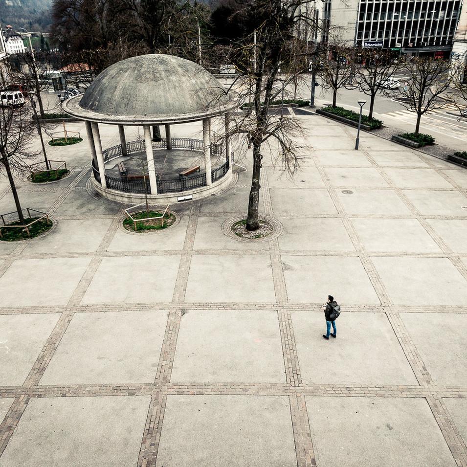 Solitude Covid 19