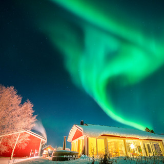 Laponie (Finlande)
