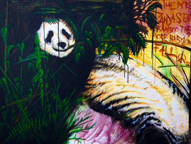 The More Pandas Eat Bamboo - 2013