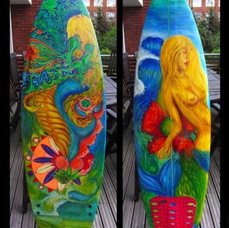 Laineidenneito / Surf's made / Sirena de las Olas