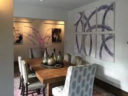 Dining room bay