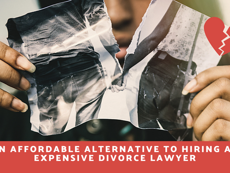 An Affordable Alternative to Hiring an Expensive Divorce Attorney? Limited Scope Representation!