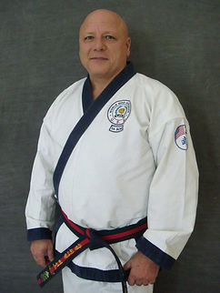 Soo Bahk Do Instructor Daniel Bannard