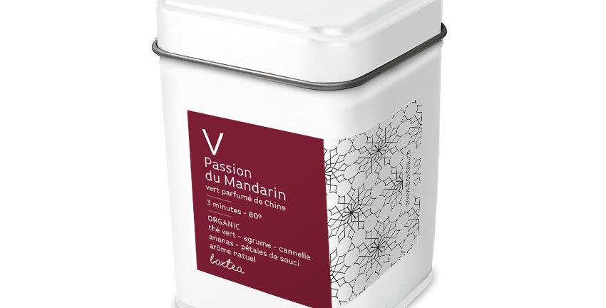 Thé vert Passion du Mandarin Organic