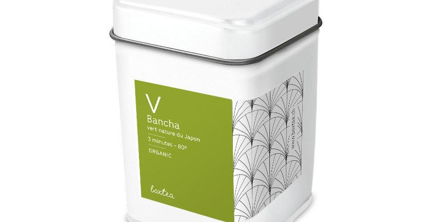Thé vert Bancha Organic