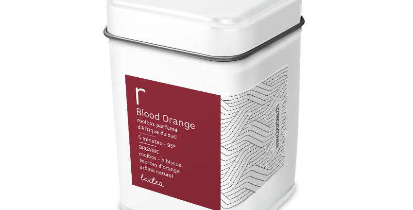 Rooibos Blood Orange Organic