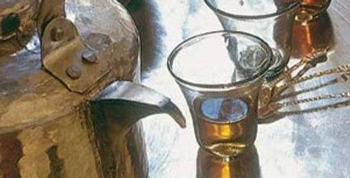 verre à thé marocain