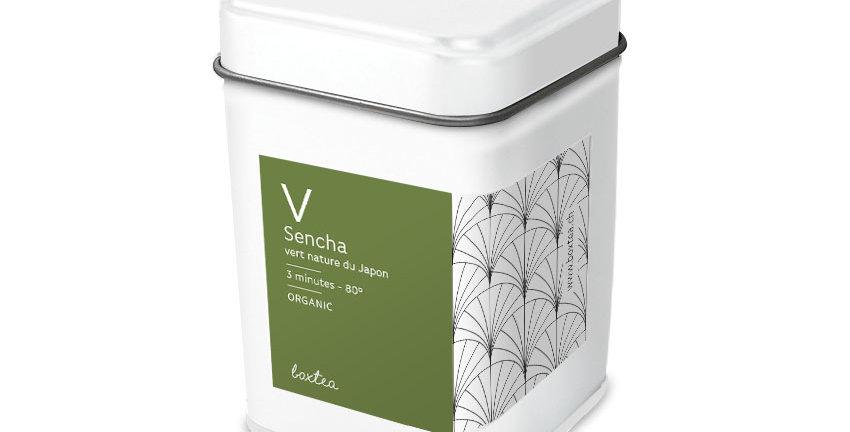 Thé vert Sencha de Chine Organic