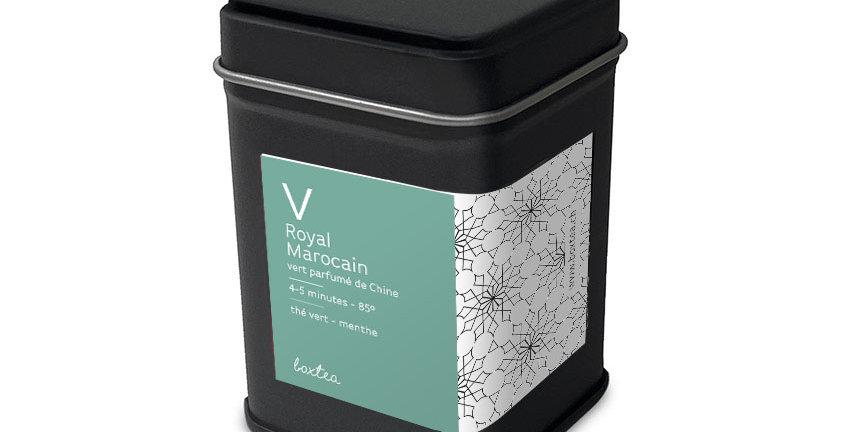 Thé vert Royal marocain