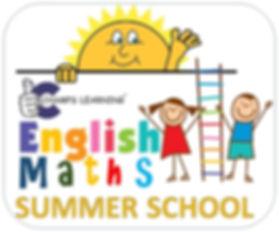 English Maths Summer camp