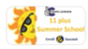 11 plus summer camp