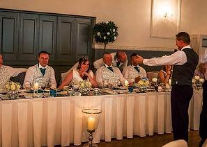 wedding, those singing waiters, singing waiters