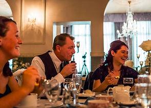 Wedding, Singing Waiters