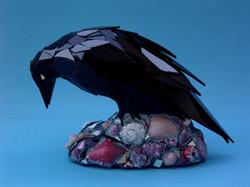 Pecking Raven SOLD