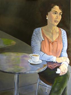 May at Cafe Artigiano