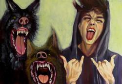 Barking Dogs & Screaming Kid.
