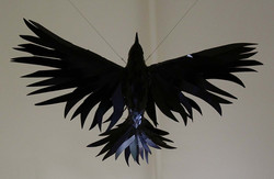 Raven Mobile Public Art  NFS