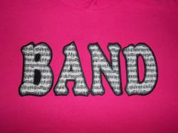 Band applique
