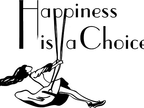 Design - Happiness Is A Choice