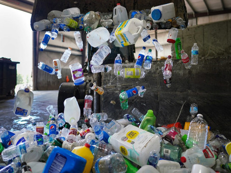 Federal Bill Seeks to Make Companies Responsible for Plastic Waste