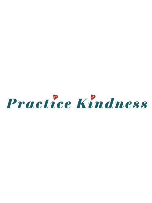 Design - Practice Kindness With Heart