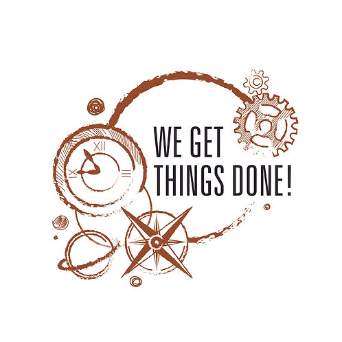 Design - We Get Things Done